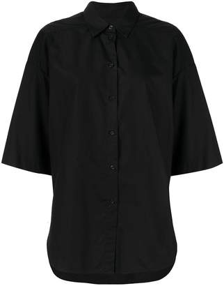 Lee Mathews oversized Carter shirt