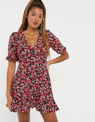 Miss Selfridge smock mini dress