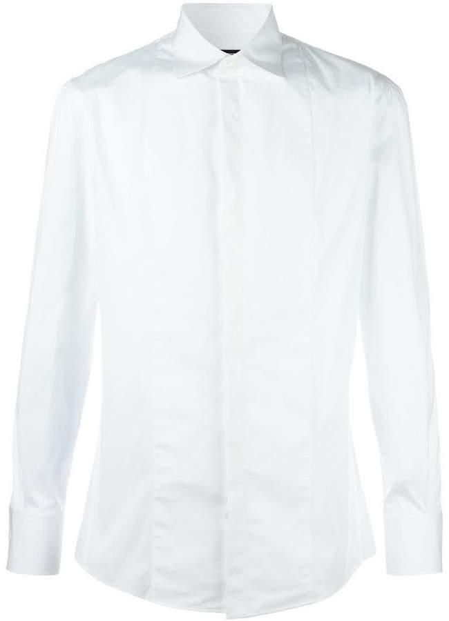 DSQUARED2 Dean collar shirt