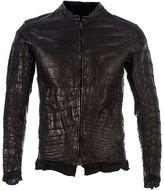 Isaac Sellam Experience 'brutal' jacket