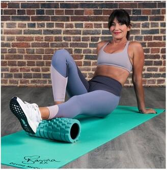 Davina Mccall Davina Yoga Mat & Foam Roller Set - Blue