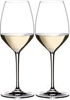 Riedel Set of 2 Heart to Heart Riesling Glasses