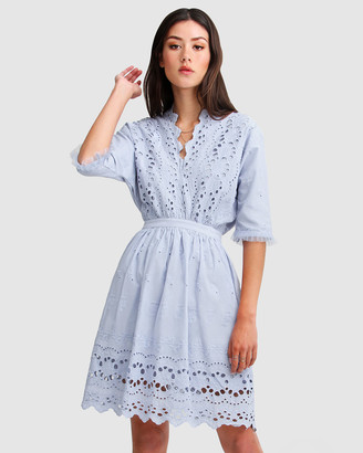 Belle & Bloom Whisper Mini Dress