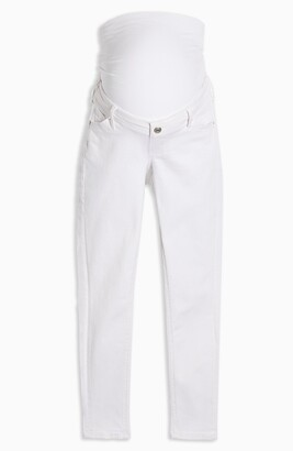 Topshop Jamie Over the Bump Maternity Jeans