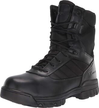 "Bates Footwear Men's 8"" Ultralite Tactical Sport DRYGuard WP Side Zip Industrial Shoe"
