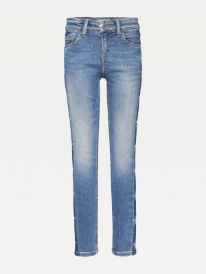 Tommy Hilfiger Nora Star Print Skinny Fit Jeans