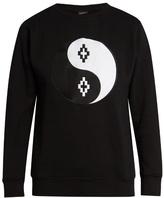 Marcelo Burlon County of Milan Pissis crew-neck sweatshirt