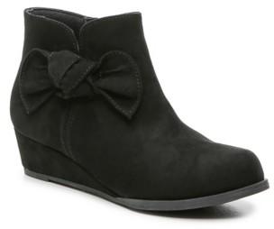 Olive & Edie Arabelle Wedge Boot - Kids'