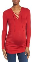 Isabella Oliver Wilton Maternity Top