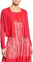 Nic+Zoe Petite Moonlit V-Neck Button-Front Cardigan