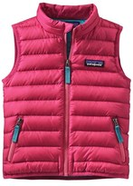 Patagonia Water Repellent Down Sweater Vest (Toddler Girls & Little Girls)
