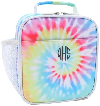 Pottery Barn Teen Gear-Up Rainbow Tie Dye Recycled Lunch Boxes