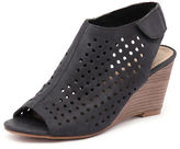 Walnut Melbourne New Geri Wedge Black Womens Shoes Casual Shoes Heeled