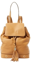 Milly Astor Tassel Leather Backpack