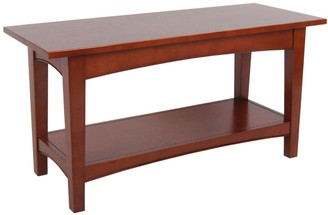 Alaterre Furniture Alaterre Shaker Cottage Bench