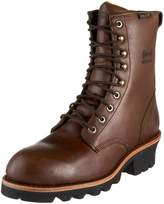 "Chippewa Men's 26379 8"" Logger Waterproof Boot"