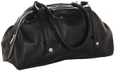 Volcom Look Back Handbag (Black) - Bags and Luggage