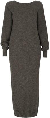 Salanida Lungo Dress - Grey