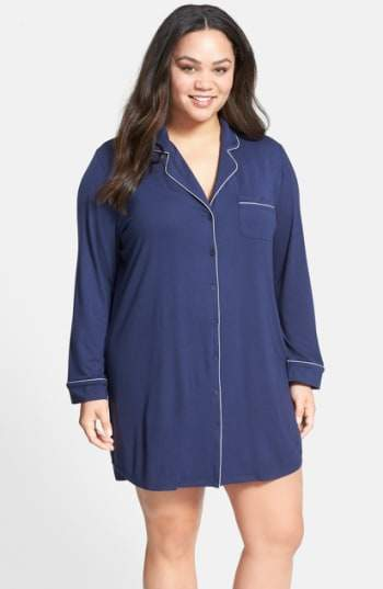 Nordstrom Plus Size Women's 'Moonlight' Nightshirt