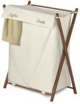 Bed Bath & Beyond Double Sorter Folding Wood Hamper
