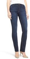 DL1961 Women's 'Coco' Curvy Slim Straight Leg Jeans
