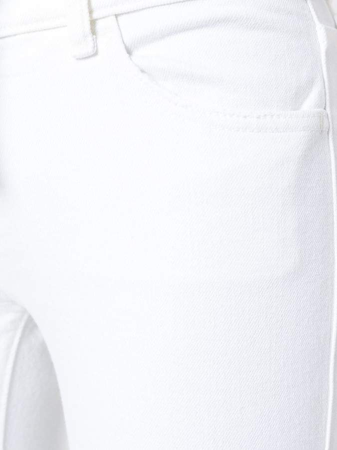 The Seafarer distressed hem jeans