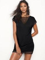 Victoria's Secret Body by Victoriasoft Plunge-back Sleepshirt