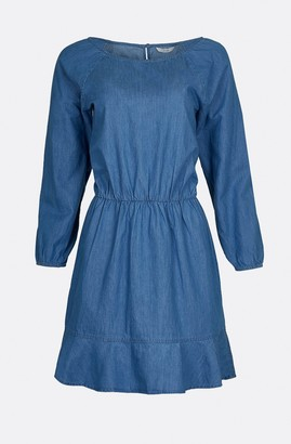 Joie Arryn Cotton Mini Dress