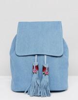 Skinnydip Denim Cressida Backpack