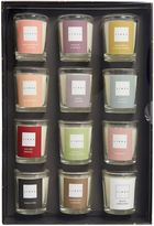 Linea 12 Days of Christmas Candle Gift Set