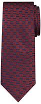 Daniel Hechter Panama Weave Woven Silk Tie