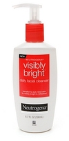 Neutrogena Visibly Bright Daily Facial Cleanser