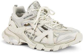 Balenciaga Track 2 Sneaker in White | FWRD