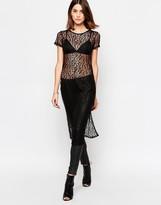 Vero Moda Lace Tunic with Side Splits