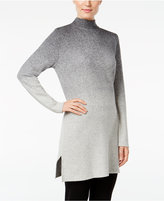 Style&Co. Style & Co. Ombré Mock-Neck Sweater, Only at Macy's