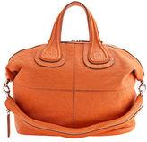 Medium Textured Patent Nightingale - Orange