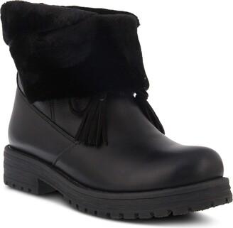 Azura Spring Step Women's Shoe Agily Black