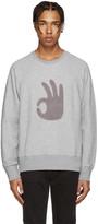 Rag & Bone Grey Okay Pullover