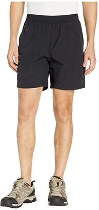 The North Face Pull-On Adventure 7 Shorts (TNF Black) Men's Shorts