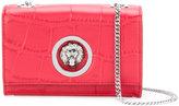 Versus lion embellished shoulder bag