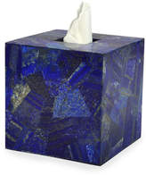 Mike and Ally Mike & Ally Taj Lapis Tissue Box Cover