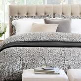 Ocelot Jacquard Bedding, Brown