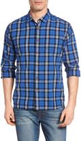 Grayers Seaford Plaid Poplin Sport Shirt