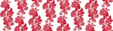 Papermoon Paper Moon Wallpapers Damask Ladies Red