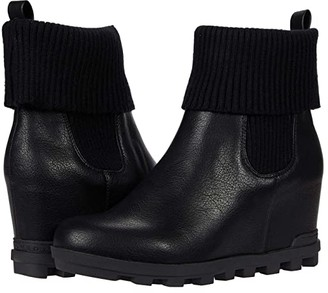 Yellow Box Cyndie (Black) Women's Shoes