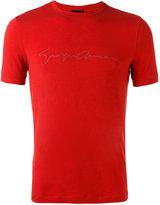 Giorgio Armani slim-fit T-shirt - men - Spandex/Elastane/Viscose - 54