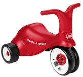 Radio Flyer Kid's Scoot 2 Pedal Scooter - Red
