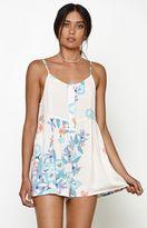 Somedays Lovin Day Dreamer Floral Print Cami Romper