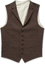 Polo Ralph Lauren - Checked Wool Waistcoat