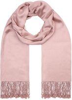 Accessorize Plain woven scarf